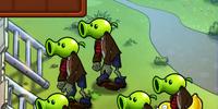 ZomBotany zombies