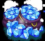 700 gems