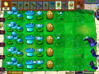 Plantsvszombies IceParty