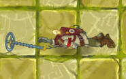 Defeated Lost Guide Zombie