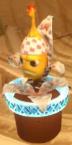 Mastered bbq corn bobblehead