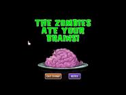 PvZ2 eat brains