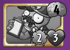 Grayed Out Zombie Coach