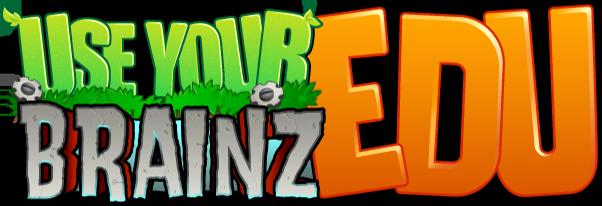 File:Use Your Brainz EDU Logo.png
