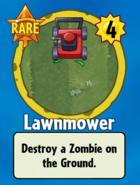 Lawnmower Premium Pack