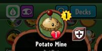 Potato Mine (PvZH)