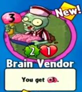 Receiving Brain Vendor