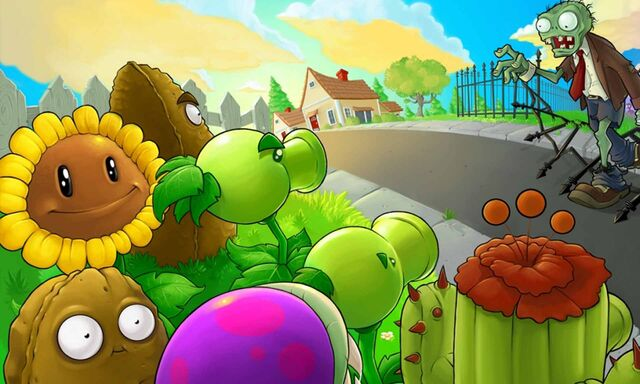 File:Plants vs zombies background image2.jpg