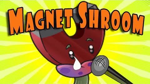 Plants vs Zombies - Song audition failure (Magnet Shroom)
