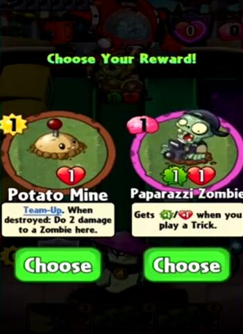 File:Choice between Potato Mine and Paparazzi Zombie.jpeg