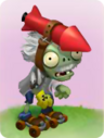 Rocket ZombieA