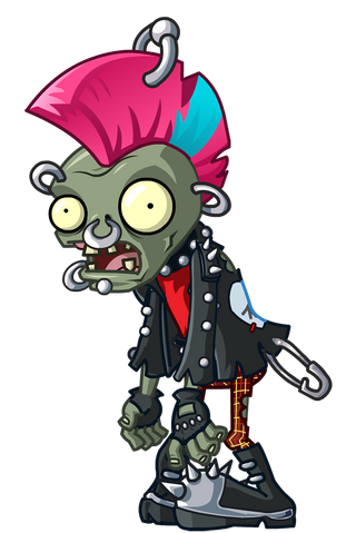 File:Official HD Punk Zombie.png