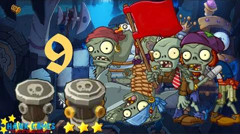PvZ Online - Adventure Mode - Treasure Cave 9