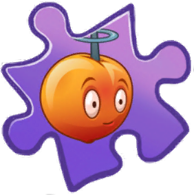 File:Electromagnetic Peach Puzzle Piece.png