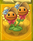 File:Twin Sunflower on Gold.png