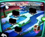 Ice Zombie Cometh Map