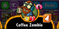 Coffee Zombie/Gallery