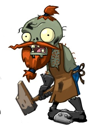 File:Concept Art of Blacksmith Zombie.png