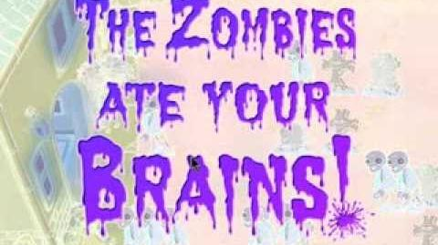 Plants vs Zombies The Zombies Ate Your Brains in G-Major