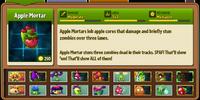Apple Mortar/Gallery