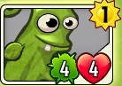 Magic Beanstalk Card