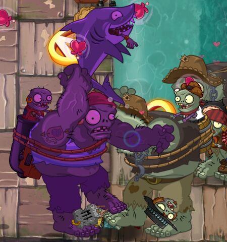 File:Pirate Gargantuar vs Wild West Gargantuar.jpg