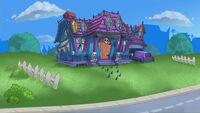 PvZ House Haunted 04