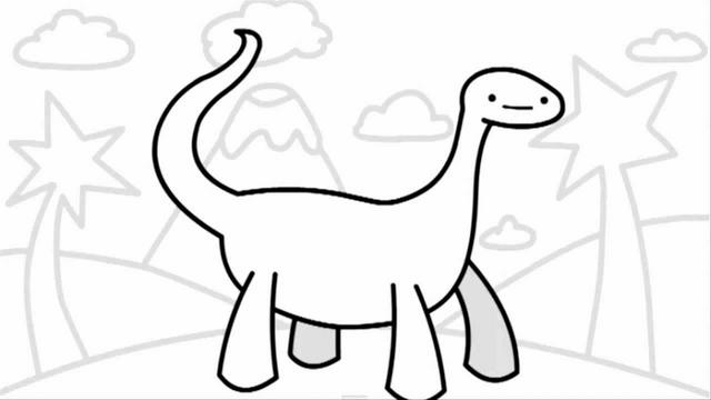 File:Stegosaurus long neck.png