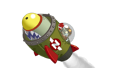 Missile Zombie