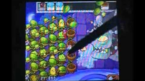 Let's Play Plants vs Zombies (DSiWare) Part 28- A 28-Minute Treat