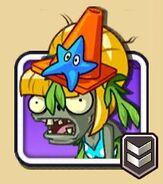 Bikini Conehead's Level 2 icon