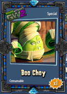 Boo Choy Sticker