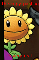 File:Copy Pasted PvZ2 Sunflower in a PvZH comic.png