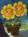 Twin Heal Flower 14