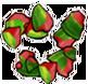 Pogo parteh cracked melon