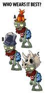 Primal zombies