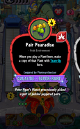 Pair Pearadise Conjured By Photosynthesizer