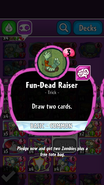 Fun-Dead Raiser Description