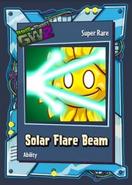 Pvzgw2 solar flare beam sticker