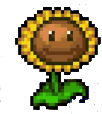 File:8-bit sunflower.png