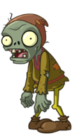 HD Peasant Zombie