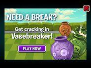 Need a Break Ad