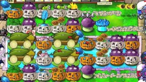 PvZ - Survival Endless - Halibabica's Antipode