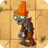 File:Cowboy Conehead Zombie.png