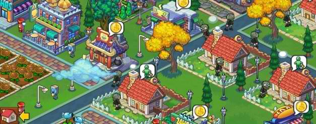 Plants vs Zombiesville