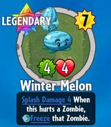 Receiving Winter Melon