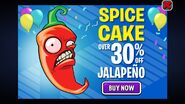 Hot'n Spicy ad