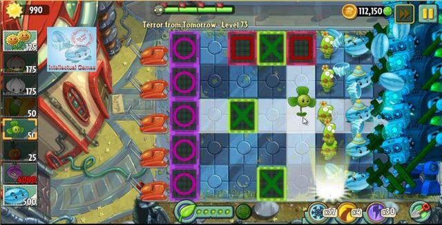 File:Blover Spring Bean vs all Zombies - Plants vs Zombies 2-13-30-58-.JPG