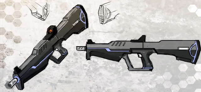File:Drong Assault Rifle Concept Art.png