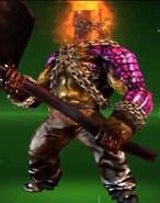 Executioner Flame Hammer